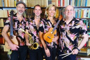 The Ukelites: Swing and Soul in Hawaii